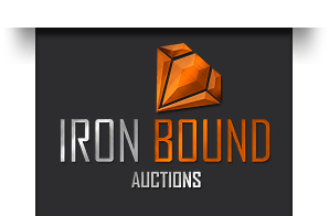 Iron Bound Auctions Logo