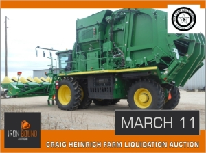 Craig Heinrich Farm Liquidation Auction By 5 Star Auctioneers