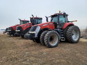 3F Farms, Flying F Farms & Ford Farms Retirement Auction