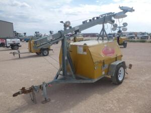 Cat WCW204MH Light Tower Generator