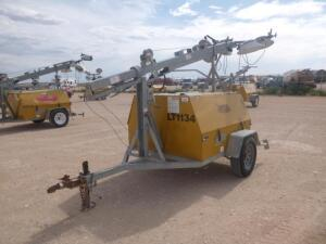 Cat WPW84MH Light Tower