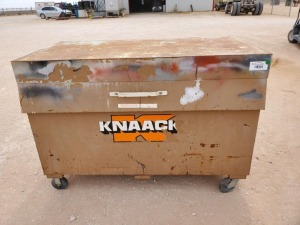KNAACK Storage Box with miscellaneous utility line items