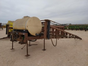 3 PT Hitch Wylie Spray Boom
