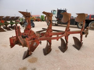 Massey Ferguson 4 Bottom Turn Over Plow