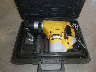 Unused Electric Huskie Rotary Hammer Drill 32mm