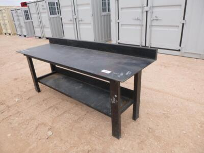 7ft Heavy Duty Welding Table